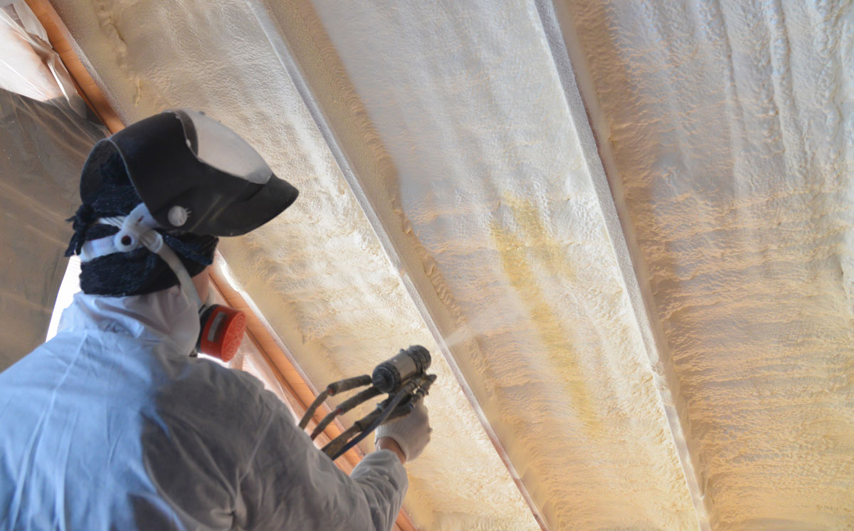 Highly Skilled Spray Foam Contractor